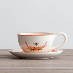 You're So Loved - Teacup & Saucer