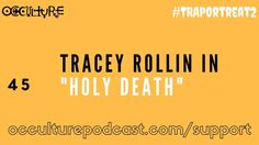 "45. Tracey Rollin in ""Holy Death"" // Santa Muerte Worship, Mexican ..."
