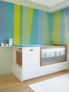 Quartos de bebê: uma galeria de fotos com 102 ambientes - Casa.com.br