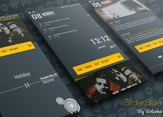 SliderTheme: miniatura de captura de pantalla