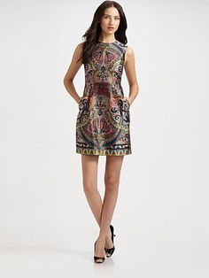 Nanette Lepore Gotham Stakes dress