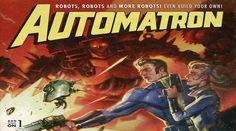 Fallout: Automatron | Geek Girl Pen Pals Club #IGGPPC