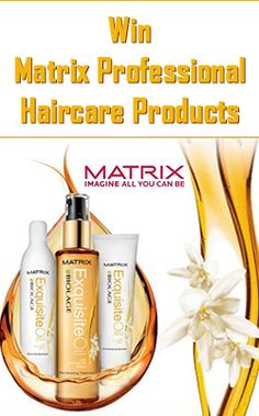 Win Matrix Professional Haircare Products