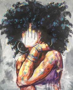 NATURAL HAIR ART