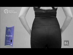 Cómo colocarse los bleggings de Bodylogic - YouTube