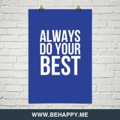 Always+do+your+best+#196761