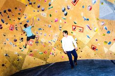 More entrepreneurs are bringing their enthusiasm for climbing indoors: Gyms are sprouting across the country with walls for climbing and bouldering.