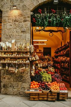Shopping in Siena | Tuscany | Italy | by orlyp