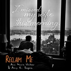 #ReclaimMe