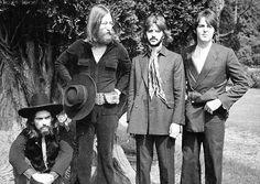 Alright, George! 〜 Beatles Scans
