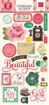 Jack & Jack Girl collection by #EchoPark #scrapbook #cha
