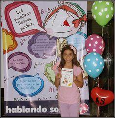 Lanzamiento del libro hablando sola de Daniela Rivera, En Café Pintado. Cali, Colombia.
