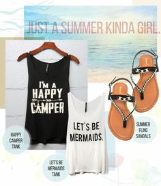 #silvericing #Siimahappycampertank #Siletsbemermadestank #Sisummerflingsandals  For contests and give away's please visit my Facebook page at: https://www.facebook.com/silvericing.ashley.southall