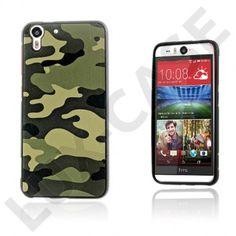 Westergaard HTC Desire Eye Deksel – Kamuflasje Camouflage, Smartphone, Phone Cases, Iphone, Eyes, My Love, Heaven, Android, Electronics