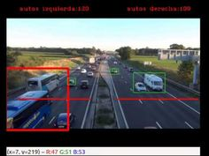 OpenCV 3 Car Counting C++ full source code - YouTube | Opencv in