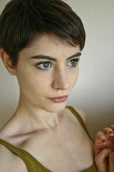 cool Pixie cuts for fine hair you can try //  #cuts #Fine #Hair #pixie