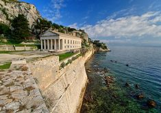The Old Fortress - Corfu, Kerkyra, been there 4.7.2013
