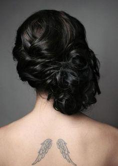 23 Peinados para Novias Recogidos para el costado - Bodas