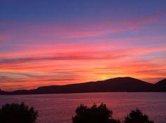 Sardinien - Sunset - alghero