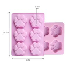 Lowest Price Cat Paw Print Bakeware Silicone Mould Chocolate Cookie Candy Soap Resin Wax Mold Cake Decorating Tools-in Baking & Pastry Tools from Home & Garden on Aliexpress.com   Alibaba Group