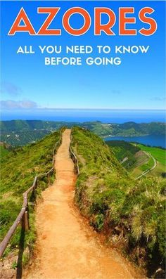 Insider travel tips and advice with everything you need to know before a trip to the magical Azores Islands in Portugal!