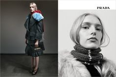 Prada Fall Winter 2017 A City of Women by Willy Vanderperre