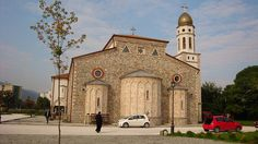 Orthodox Church of the Holy Mother of God  Skopje,
