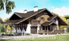 270-001-L dubleks ev projesi mansart garajlı, geniş yığma blok tuğla, Balıkesir