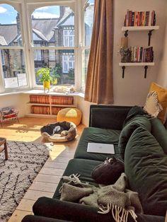 Dream Apartment, Apartment Living, Apartment Interior, My Dream Home, Dream Home Design, Ideas Hogar, Aesthetic Rooms, Home And Deco, Dream Rooms