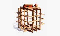 Pelle Quadrant Table. http://www.selectism.com/2015/03/25/pelle-quadrant-table/