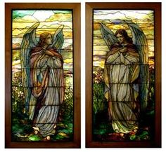 Angels || Stained Glass