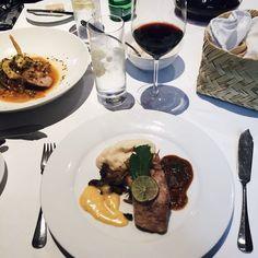 El restaurante @latabernadelleon de la chef Mónica Patiño es de mis favoritos de cocina europea y mexicana. 🍴