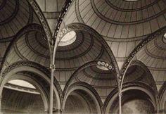 Henri Labrouste National Library 1858 Paris France Iron work