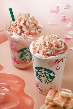 Cherry blossoms and orange chocolate: only at Japanese Starbucks | tsunagu Japan