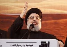 Nasrala, líder de Hezbolá en Líbano