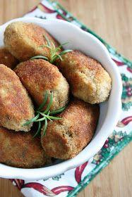 sio-smutki! Monika od kuchni: Krokiety z pieczarek i jajek (bez ciasta) French Toast, Breakfast, Ethnic Recipes, Dhal, Food, Hoods, Meals
