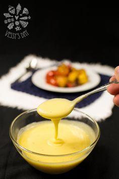 homemade hollandaise sauce