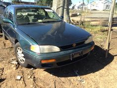 1996 #Toyota #Camry - Stock# 1510006 for #used #carparts ONLY at #AsapCarParts. Want details... Click here... http://www.asapcarparts.com/shop/1996-toyota-camry-2 #salvageautopartscharlotte #usedautoparts #carpartscharlottenc
