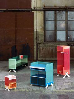 Yanko Design - Prismatic Storage