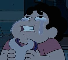 A drawfriend from /co/ Steven Universe Reaction, Steven Universe Funny, Ichimatsu, Steven Universe Wallpaper, Greg Universe, Steven Univese, Cute Profile Pictures, Profile Pics, Cartoon Icons