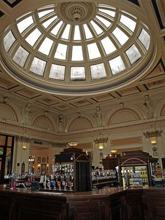 The Counting House - Glasgow http://www.jdwetherspoon.co.uk/home/pubs/the-counting-house-glasgow