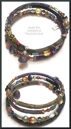Ayala Bar Peruvian Violet Bracelet
