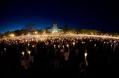 A personal account of the shootings on Virginia Tech's campus on April 16, 2007.
