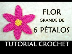 Free crochet patterns in english for beginners and beyond. Learn how to make scarfs, headbands, flowers, baby clothes and more! Crochet Hooks, Free Crochet, Flower Patterns, Crochet Patterns, Cut The Ropes, Crochet Phone Cases, How To Make Scarf, Big Flowers, Crochet Videos