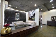 Living Room Interior Design Ideas – Dividers, Furniture, Color and Organization