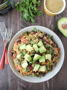 Pin for Later: Your Mexican-Food Obsession Will Thank You For These 1-Pot Recipes One-Pot Vegan Mexican Freekeh Get the recipe: one-pot vegan Mexican freekeh