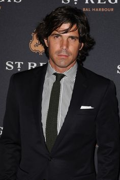 Nacho Figueras Tells Us Just How He Looks So Good #Refinery29