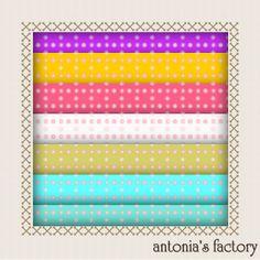 freebies de antonia's factory: papeles serie D