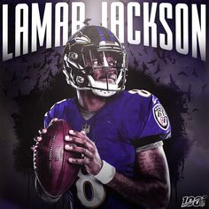is making history this season and hes not done yet # Best Football Team, Football Art, Basketball Art, Nba Pictures, Football Pictures, Lamar Jackson Wallpaper, Baltimore Ravens Logo, Jackson Instagram, Sports Wreaths
