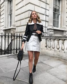 "409 Likes, 24 Comments - Chelcie Nicole M | UK Blogger (@chelcienicolem) on Instagram: ""Striding into #fashionweek like... ✌Shop my #LFW outfit with @liketoknow.it & follow along on…"""